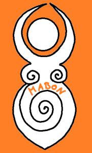 goddess tee mabon