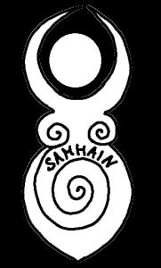 goddess tee samhain